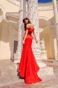 Вечернее платье NF-18113-red. Цвет красный. Вид 6