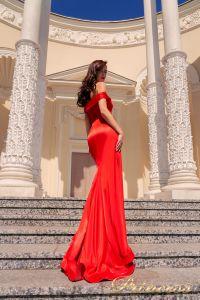 Вечернее платье NF-18113-red. Цвет красный. Вид 7