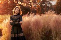 Вечернее платье NF-19033-Black. Цвет чёрный. Вид 2