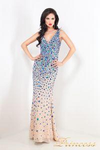 Вечернее платье 1515N. Цвет цветное . Вид 1