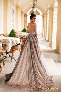 Вечернее платье 775069 UP. Цвет чёрный. Вид 2
