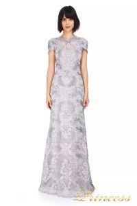 Вечерне платье Tadashi Shoji AUL16575LRT. Цвет цветочное. Вид 1
