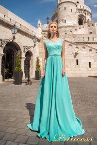 Вечернее платье 7050. Цвет marsala. Вид 2