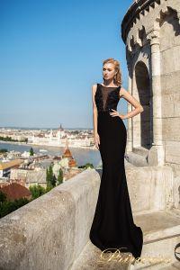 Вечернее платье 7051. Цвет . Вид 2