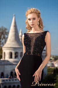 Вечернее платье 7051. Цвет . Вид 3
