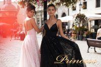 Вечернее платье 15112. Цвет розовый. Вид 3