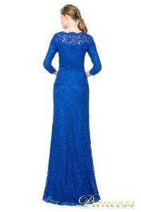 Вечернее платье Tadashi Shoji ACZ1737L. Цвет электрик . Вид 2