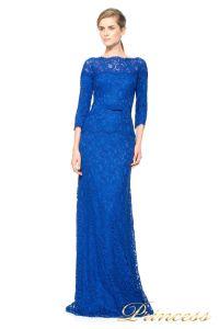 Вечернее платье Tadashi Shoji ACZ1737L. Цвет электрик . Вид 1
