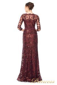 Вечернее платье Tadashi Shoji ALT1224LM. Цвет красный. Вид 3