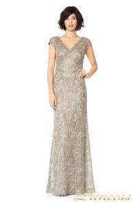 Вечернее платье Tadashi ALX1191LZ. Цвет серый. Вид 1