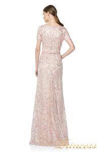 Вечернее платье ALX16372L. Цвет розовый. Вид 3