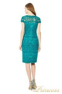 Вечернее платье ALX1812M. Цвет зеленый. Вид 2