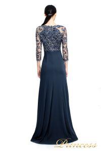 Вечернее платье Tadashi Shoji ART2132LX. Цвет синий. Вид 2