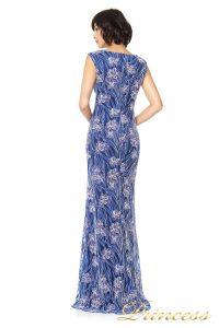 Вечернее платье TADASHI SHOJI ASV2131L. Цвет цветочное. Вид 3