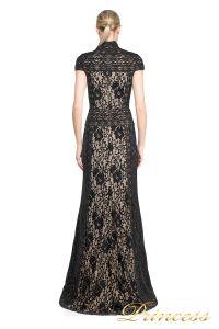 вечернее платье TADASHI SHOJI AUM16556LB BK/ND. Цвет чёрный. Вид 2