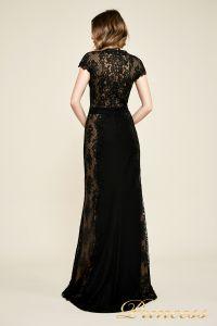 Вечернее платье BBU18450L bk nd. Цвет чёрный. Вид 2