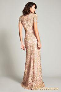 Вечернее платье BOQ19428L. Цвет пастель. Вид 2