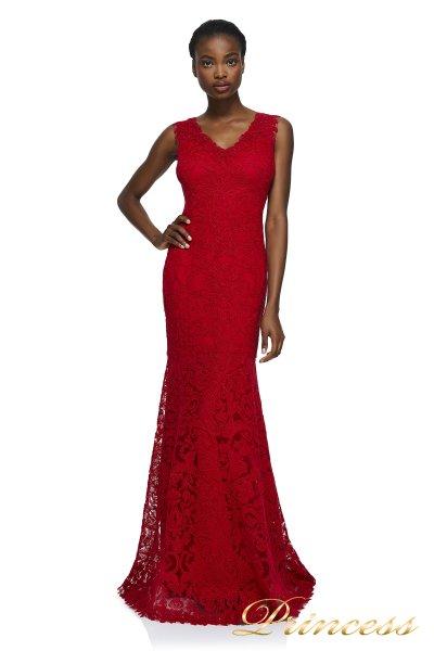 Вечернее платье ALX2003L DPRED (красный)
