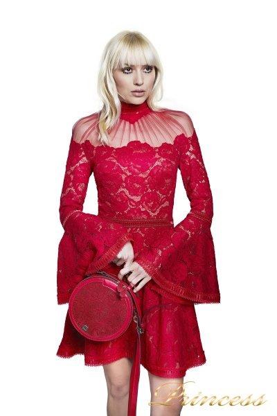 Вечернее платье AY17789S CARDINAL RED (красный)