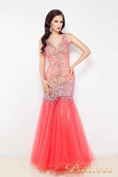 Коктейльное платье 1369