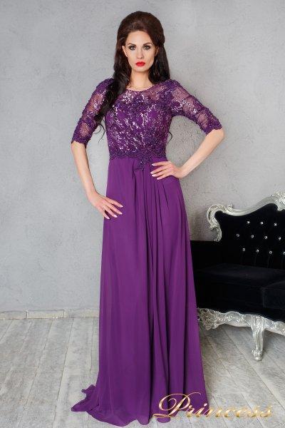 Вечернее платье 140956 (фиолетовый)