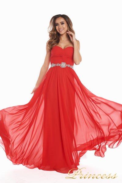 Вечернее платье 159764 RED (красный)