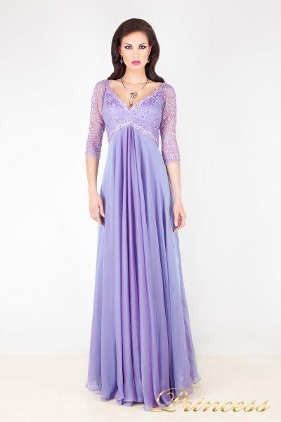 Вечернее платье 1679 (фиолетовый)