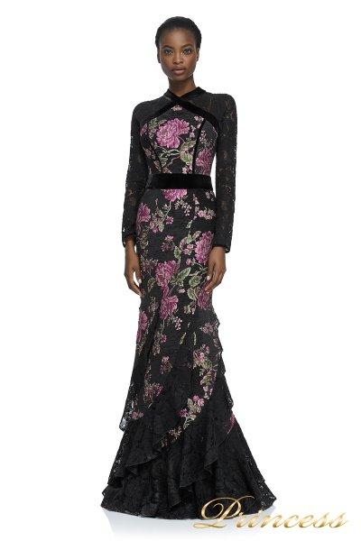 Вечернее платье Tadashi Shoji AYR17739L BLACK (чёрный)