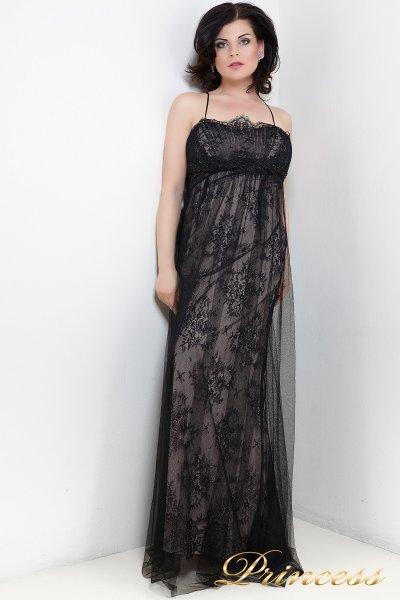 Вечернее платье 1701 (чёрный)