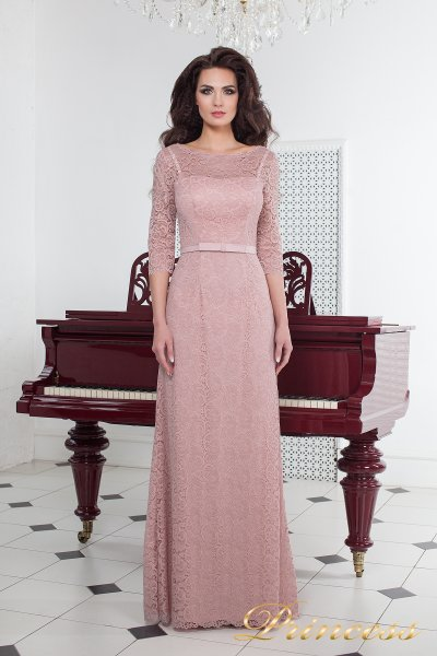 Вечернее платье 1788 pink (розовый)