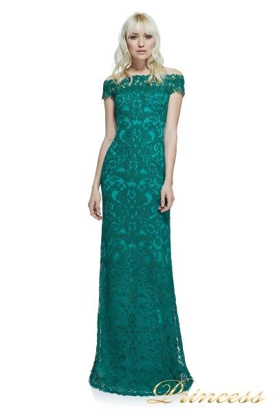 Вечернее платье Tadashi Shoji ALX17021L DEEPEMERALD (зеленый)