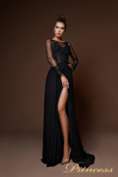 Вечернее платье 9059 (чёрный)