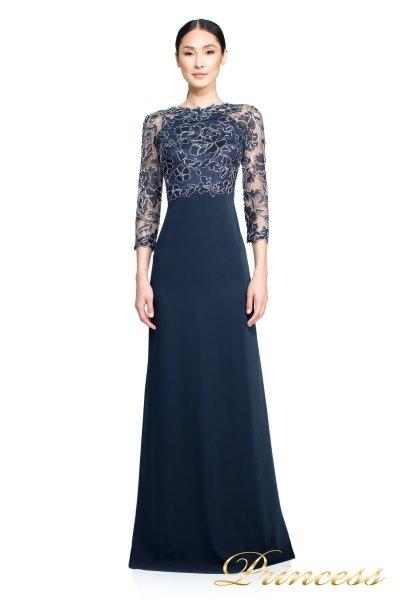 Вечернее платье Tadashi Shoji ART2132LX (синий)