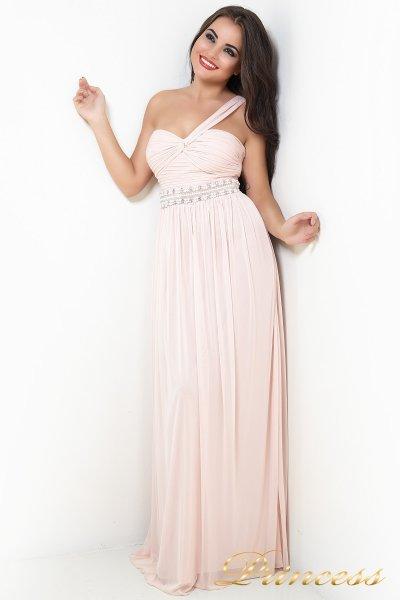 Вечернее платье 224P (розовый)