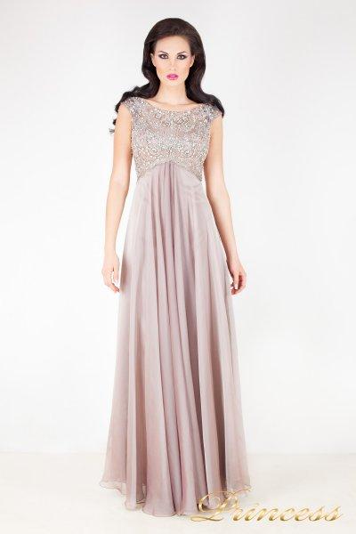 Вечернее платье 2630 P (розовый)