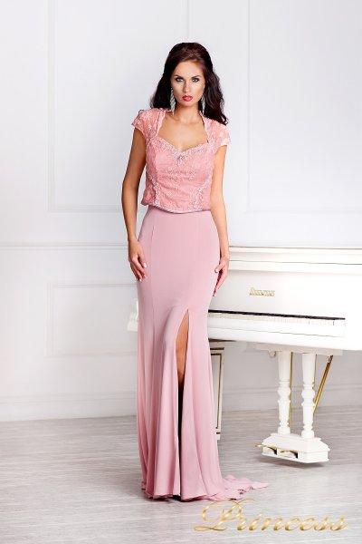 Вечернее платье 3197 (розовый)