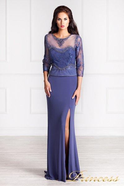 Вечернее платье 3199 (сиреневый)
