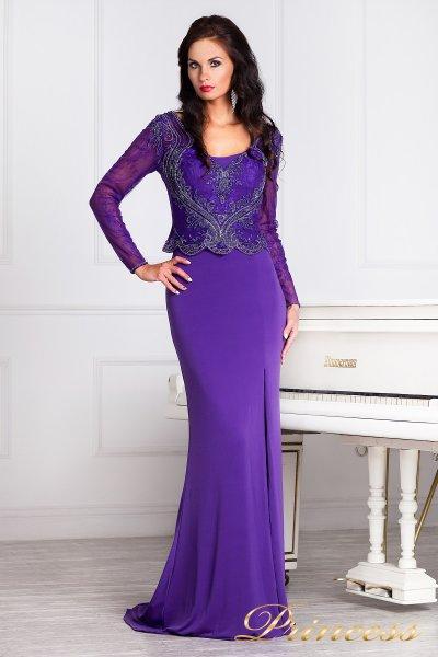 Вечернее платье 3200N (сиреневый)