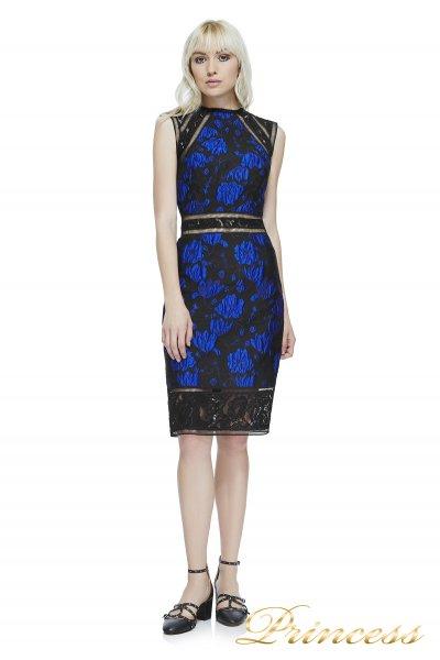 Коктейльное платье AYT17594MX RYLBLK  (чёрный)