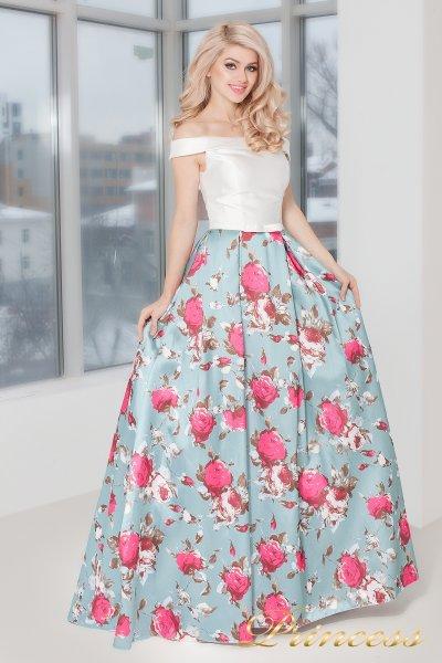 Вечернее платье 5500 (мятный)