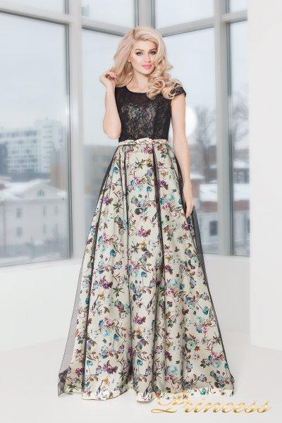 Вечернее платье 5510 (чёрный)
