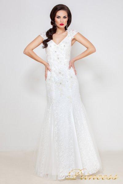 Свадебное платье 6001 (белый)