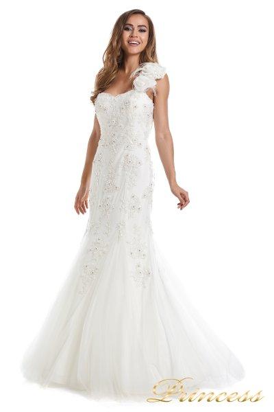 Свадебное платье 6010W (белый)