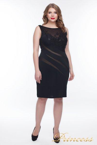 Вечернее платье 6284S_black (чёрный)