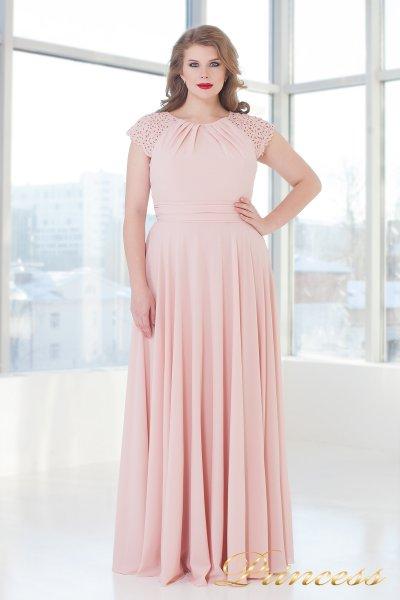 Вечернее платье 709 pink (розовый)