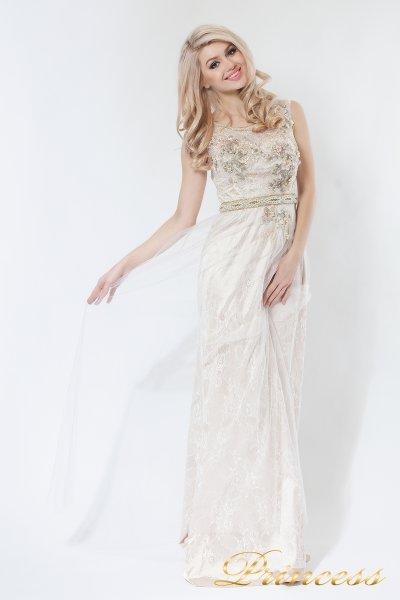 Вечернее платье 8085 (пастельный)
