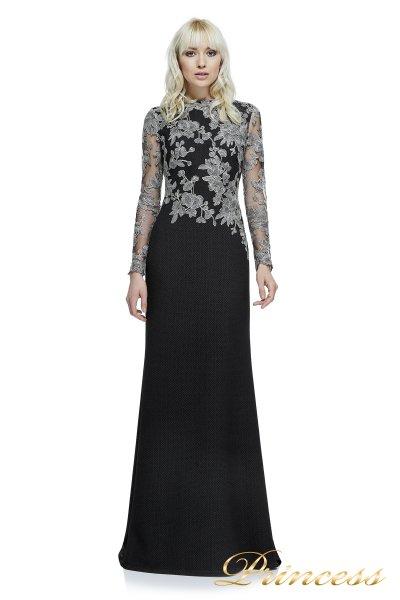 Вечернее платье Tadashi Shoji  ATH16206LXY SMKPL (чёрный)