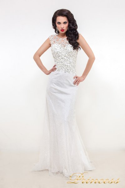 Свадебное платье 8120 (белый)