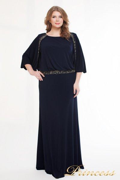 Вечернее платье 950_navy