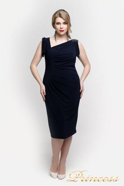 Вечернее платье 1029 N (синий)